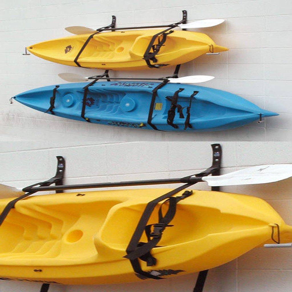 Barco De Suspensi/ón Tiene 2 Kayaks 38mm perfeclan 2pcs Cinchas Correas De Suspensi/ón Kayak Canoa