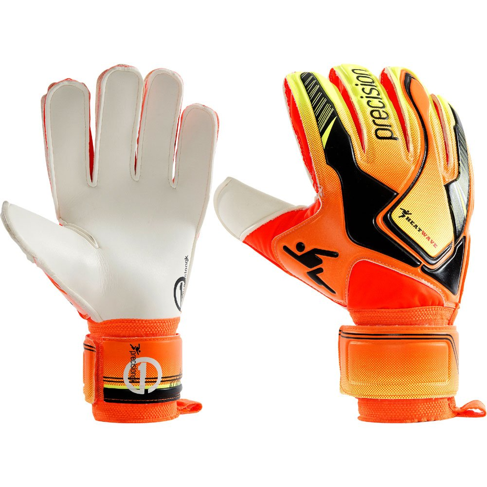 Amazon.com   Mens Precision Heat - Heatwave Goalkeeper Gloves for Soccer    Sports   Outdoors 2ca492573b17