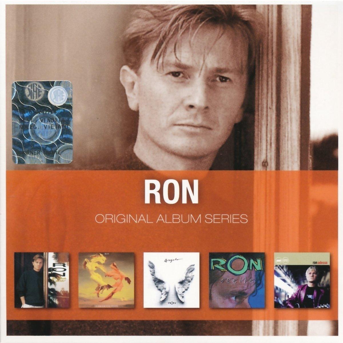 CD : Ron - Original Album Series (Italy - Import)