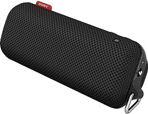 Sony SRSBTS50 Portable Splash-Proof NFC Bluetooth Wireless Speaker System (Black) (Discontinued by Manufacturer)