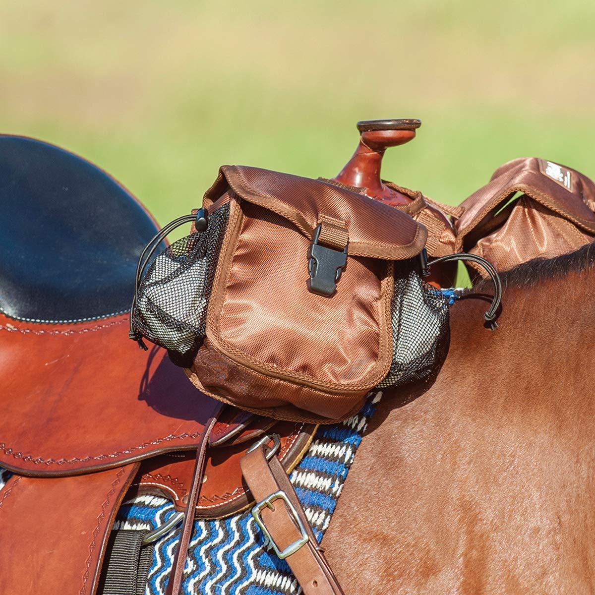 CASHEL Horn Bag W//Phone Holder Ii