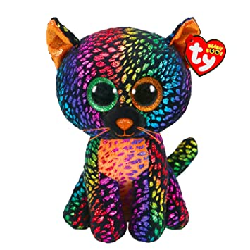 381c0e531cd Image Unavailable. Image not available for. Color  Ty Beanies Claire s  Girl s Boo Medium Spellbound The Cat Plush Toy