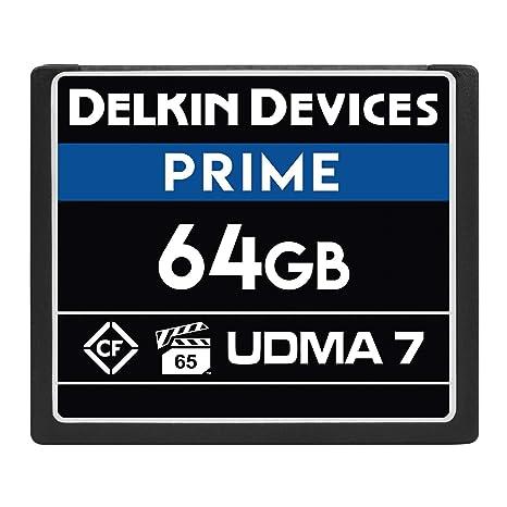 Delkin - Tarjeta de Memoria Flash compacta (1050 GB ...