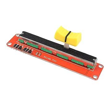 5PCS Electronic slider 10K potentiometer Slider Module for Arduino the new