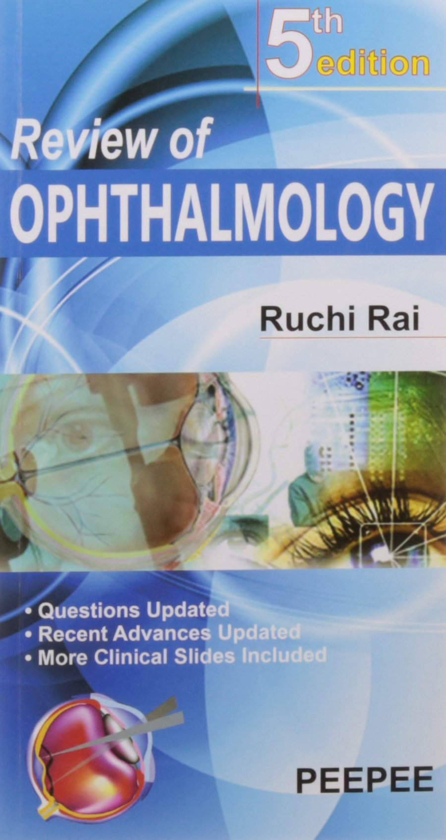 Buy Review of Ophthalmology, 5E Book Online at Low Prices in