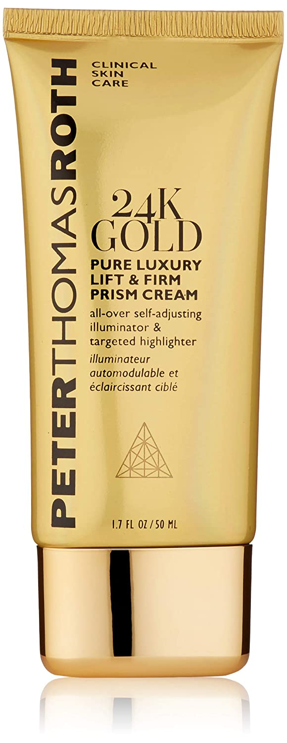 Peter Thomas Roth 24K Gold Pure Luxury Lift & Firm Prism Cream - 1.7 FL OZ