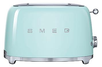 Smeg Kühlschrank Pastellgrün : Amazon.de: smeg tsf01pgeu toaster 2 scheiben pastellgrün
