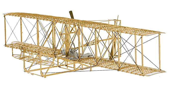 Aero Base The Wright Flyer 1903 Brass Model Airplane Kit Review