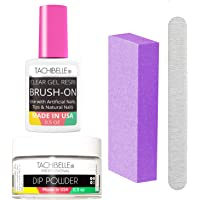 Tachibelle Professional Nail Repair Kit for Broken Cracked Split Nails. Emergency Easy Quick Fix