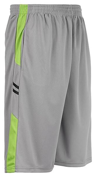 Amazon.com: VMZ moda Hombre Athletic pantalones cortos de ...