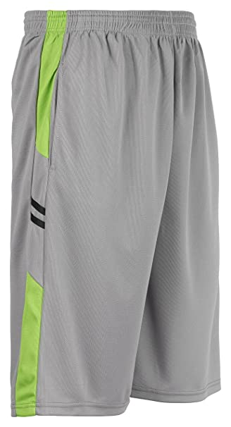 66ae10ea0cf94 VMZ Fashion Men's Athletic Basketball Shorts