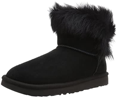 UGG Women's Milla Boot, Black, ...