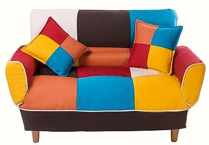 jennifer futon loveseat sw denim sq seat shelby love products ls furniture