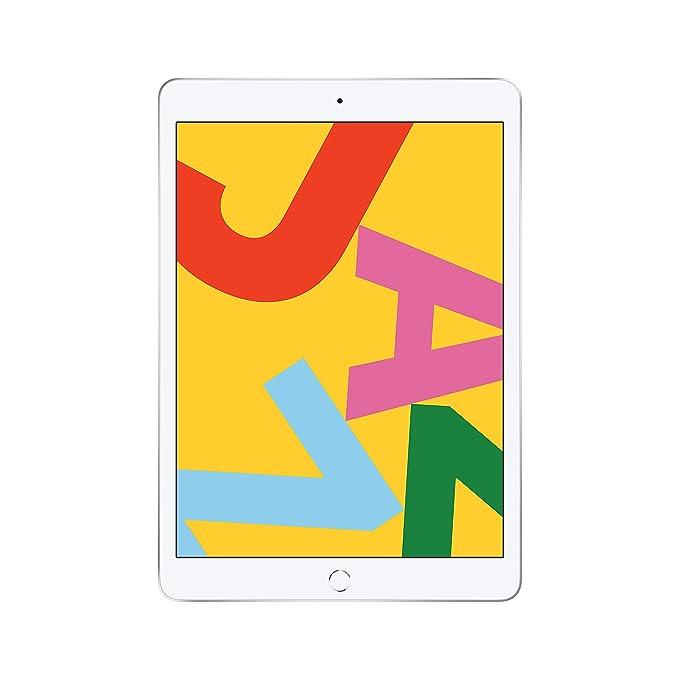 Apple iPad (10.2-inch, Wi-Fi, 32GB) - Silver (7th Generation)