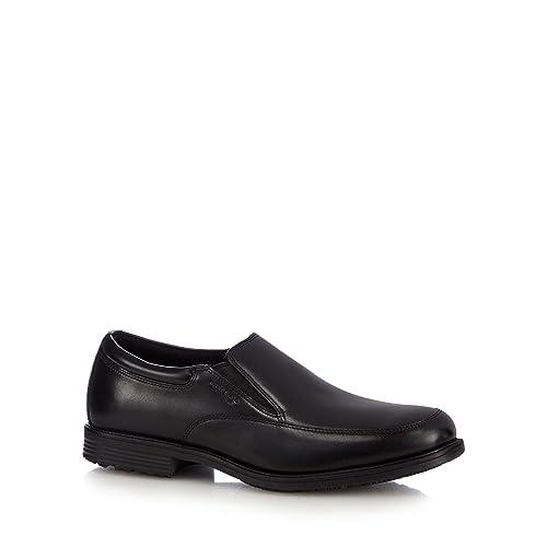 RockportEssential Detail Waterproof - Mocasines hombre , color negro, talla 40 EU: Rockport: Amazon.es: Zapatos y complementos