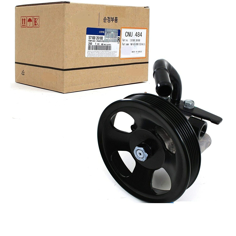 Amazon com: GENUINE Power Steering Pump Fits 2001-2006