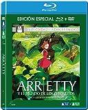 Arrietty Y El Mundo De Los Diminutos [Blu-ray]