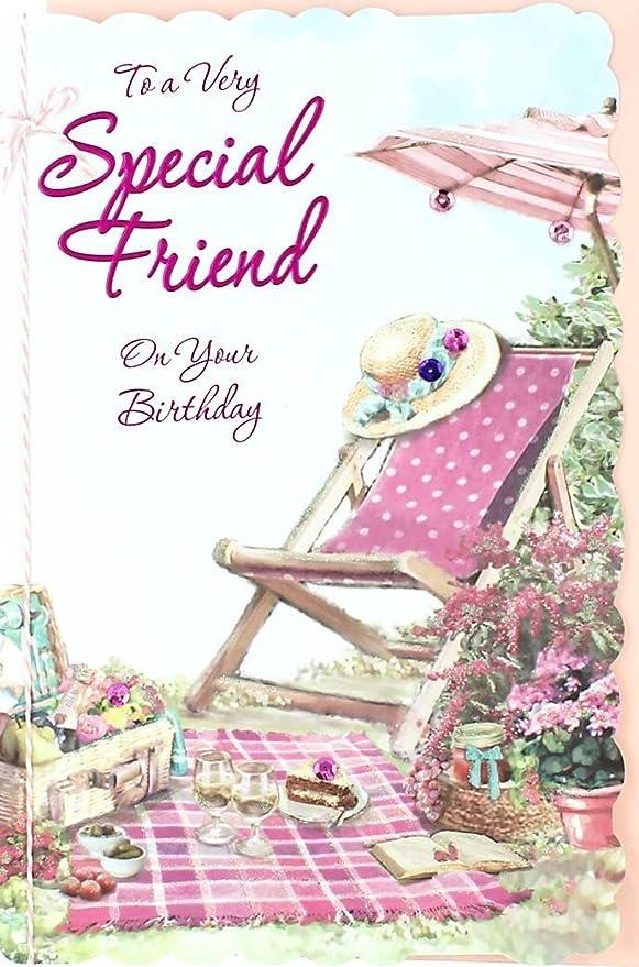 Tarjetas Galore Online Tarjeta de cumpleaños para un Amigo ...