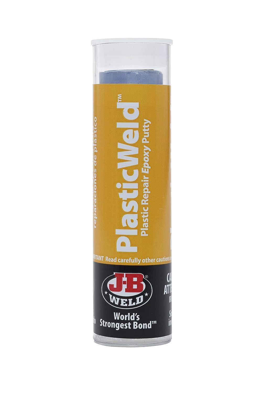 JB Weld 8237 PlasticWeld Plastic Repair Epoxy Putty - 2 oz