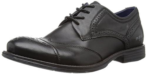 f1c4eaa30fb89 Replay Rowan - Botas de cuero para hombre  Amazon.es  Zapatos y complementos