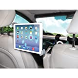 """Amazon Price History for:LilGadgets CarBuddy Shared Universal Headrest Tablet Mount (For 7""""-11"""" devices such as iPad, Galaxy, Note, Fire, Nook, and Surface tablets)"""