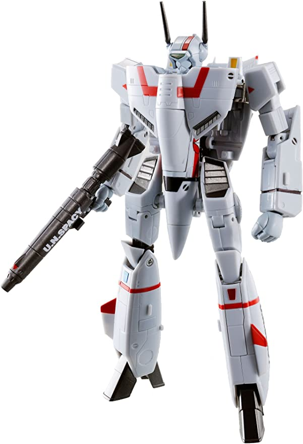 HI-METAL R Macross Robotech VF-1D VALKYRIE Action Figure BANDAI NEW from Japan