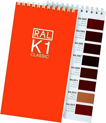 Nuancier Ral Classic K1 Amazonfr Informatique