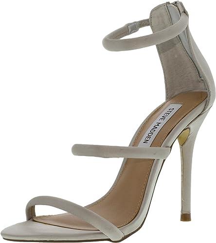 a8ff737e2 Amazon.com   Steve Madden Women's Wren Satin Pump   Sandals