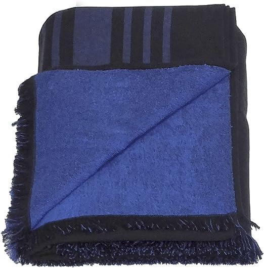 Grande 100% algodón doble cara toalla de playa pareo toalla de ...