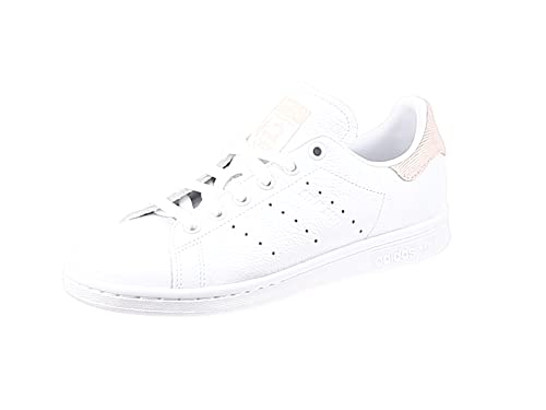 competitive price 4a834 57d67 adidas Stan Smith W, Chaussures de Fitness Femme, Blanc Ftwbla Maruni 0,