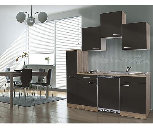 respekta Single Cocina Cocina Riga Cuaderno Cocina 180 cm ...
