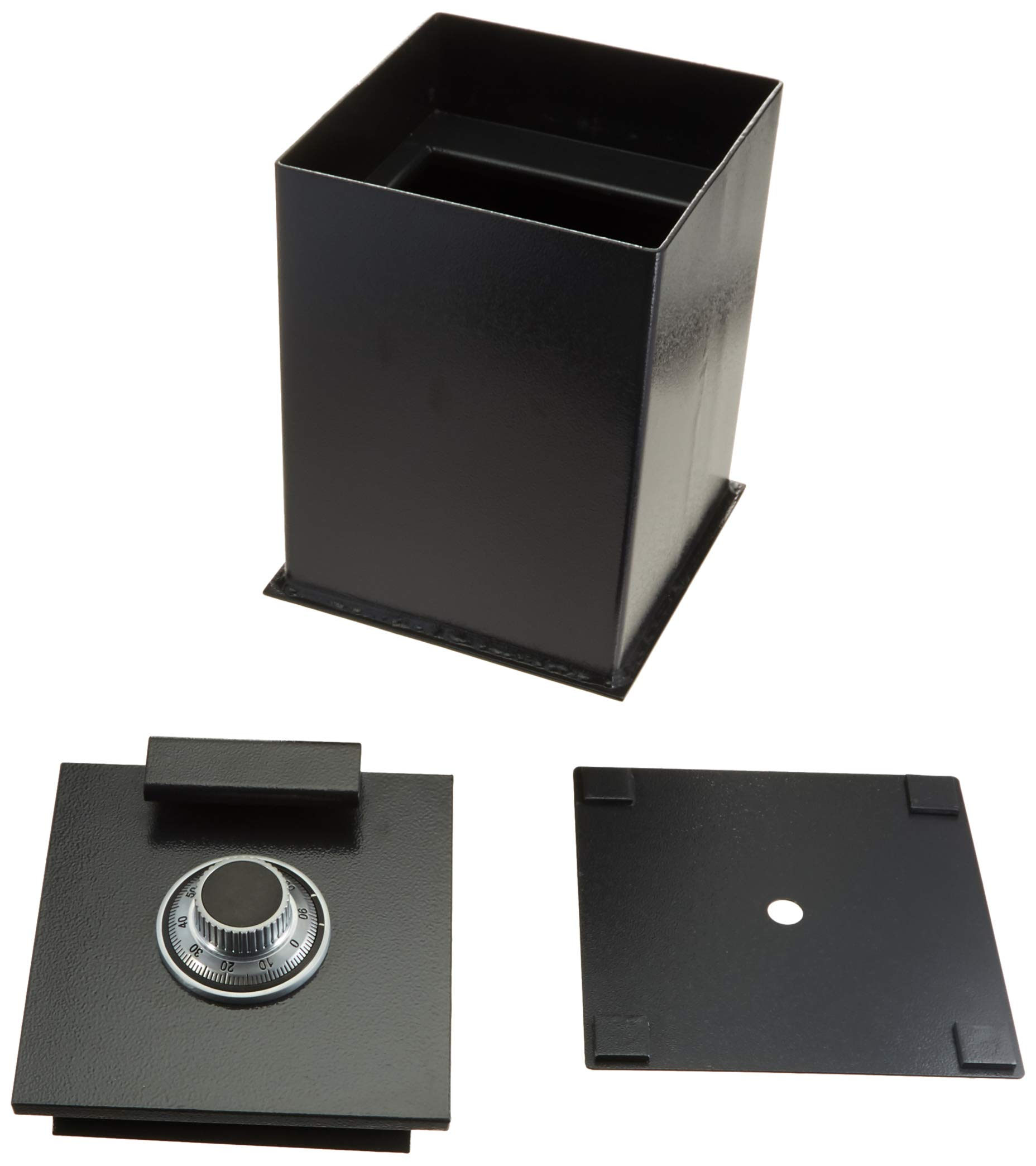 Protex Durable Floor Safe, Black (IF-1212C II) by Protex (Image #1)