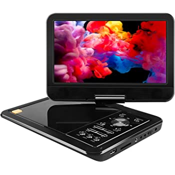 DVD Player sind auch als tragbare Modelle erhältlich.