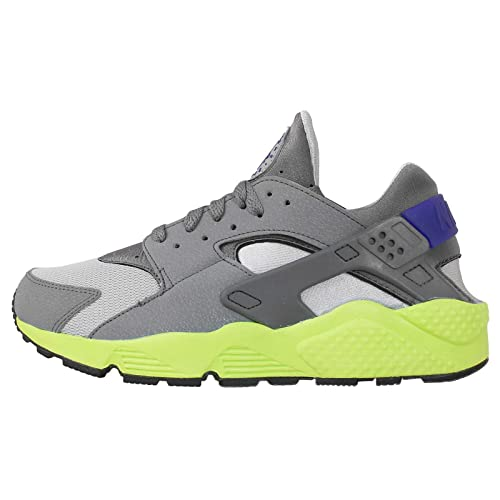 quality design b62d8 5b861 ... coupon for amazon nike mens air huarache wolf grey cool grey volt dark  concord 11 m