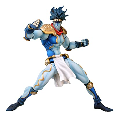 Medicos JoJo's Bizarre Adventure: Part 3--Stardust Crusaders: Star Platinum Second Super Action Statue: Toys & Games