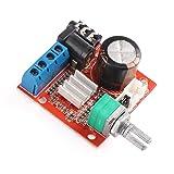 DROK DC 12V Micro Stereo AMP 2.0 Hi-Fi Digital