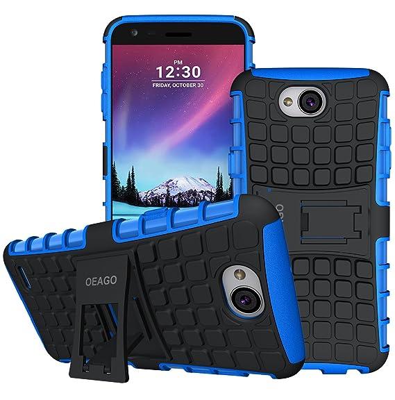 best website 7c705 fcac0 Amazon.com: LG X Charge Case, LG Fiesta 2 LTE Phone Case, LG Fiesta ...