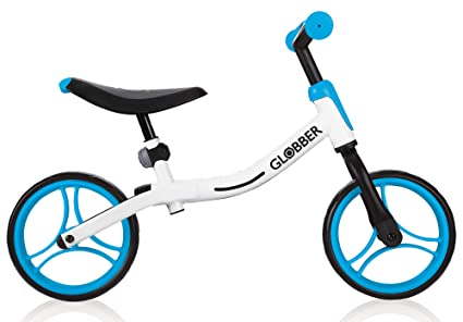 Amazon.com: Globber Go Bike 610-160 White - Sky Blue: Sports ...