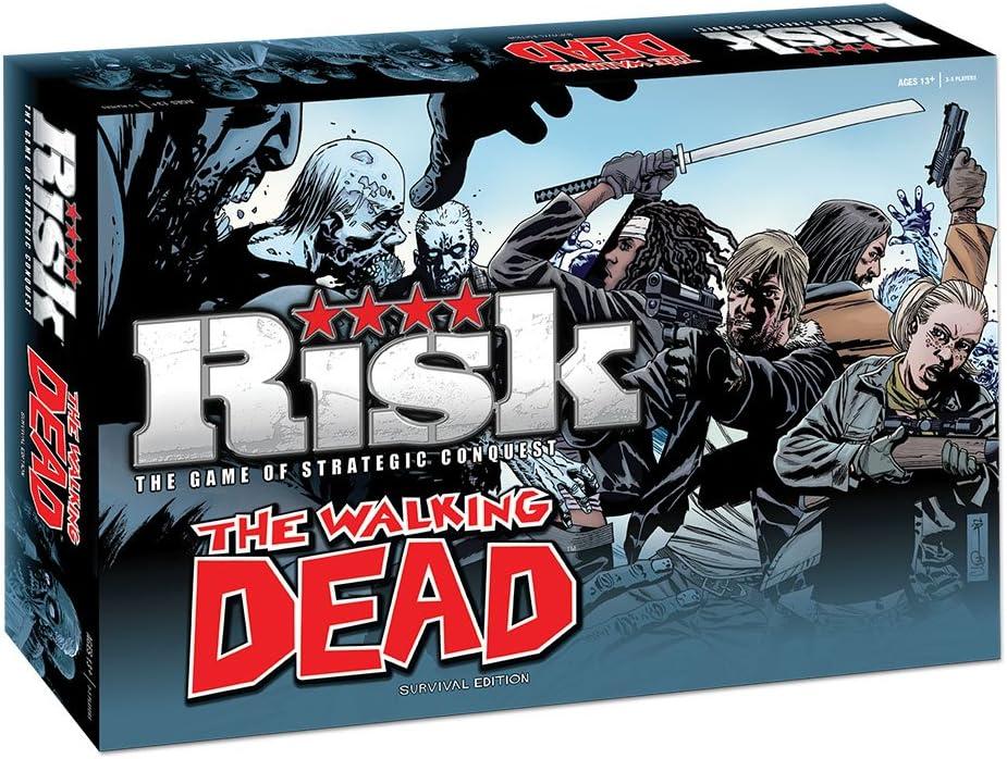 The Walking Dead Risk: Survival Edition (versión en inglés ...