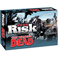 USAopoly Risk: The Walking Dead Survival Edition
