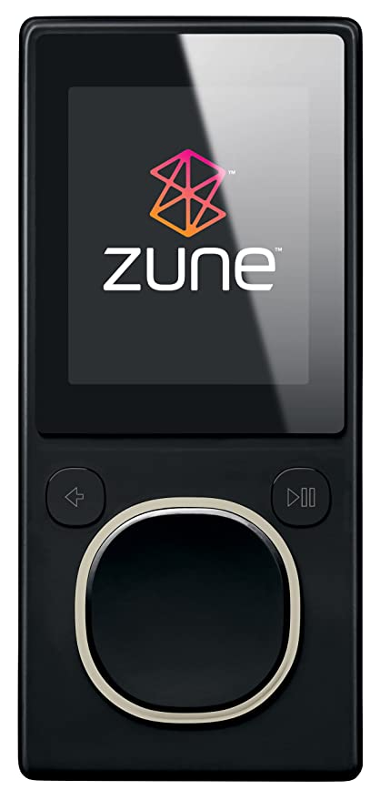amazon com zune 8 gb digital media player black home audio theater rh amazon com iPod Nano 6th Generation Manual microsoft zune 30gb user manual