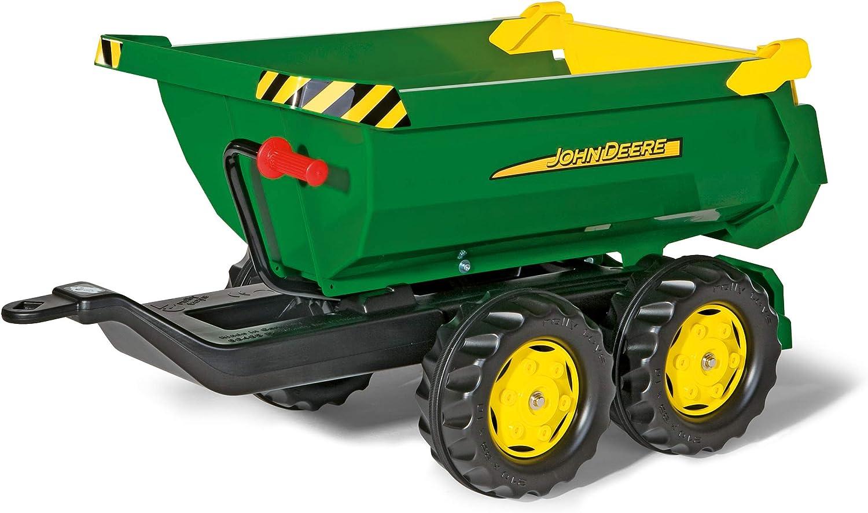 Rolly Toys 122752 John Deere Tanker trailer