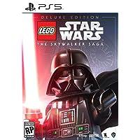 Lego Star Wars: The Skywalker Saga Deluxe…