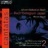 Bach: Kantaten Vol. 2