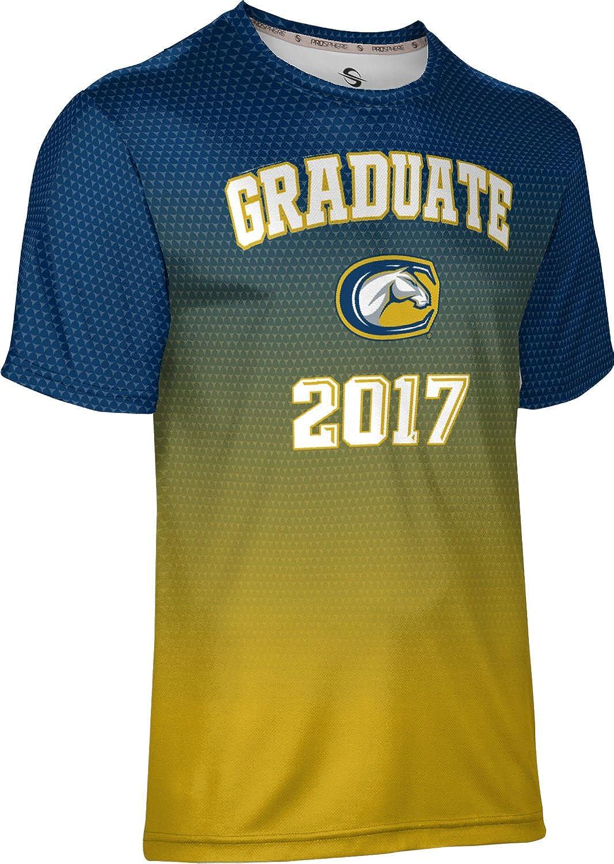Zoom ProSphere University of California Davis Graduation Mens Performance T-Shirt