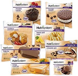 Nutrisystem® Dessert Lovers Variety Pack, 20 Count (Frozen)