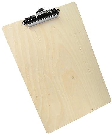 Holz Birke kaltner präsente klemmbrett holz birke a4 natur roh unbehandelt