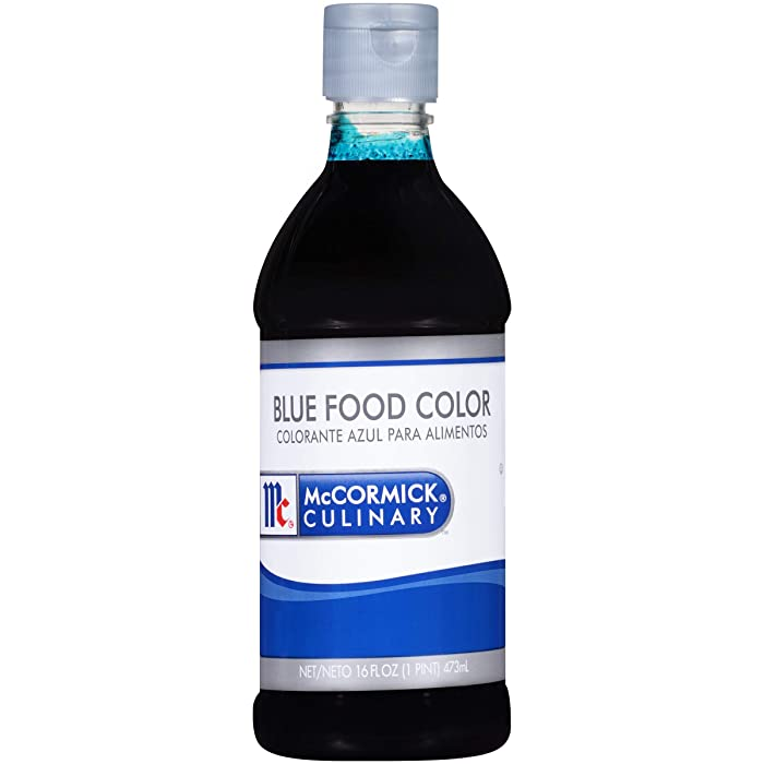 The Best Blue Food Coloring Mccormick