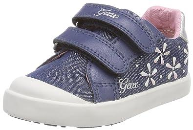 Geox Kids' Kilwi Girl 4 Sneaker