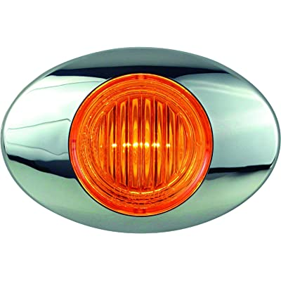 Optronics 00212263P Amber LED Marker Light: Automotive